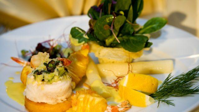 Regionale Speisen Restaurant LinderHof