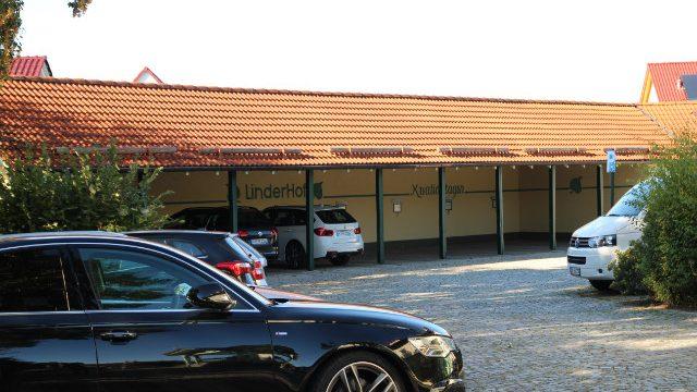 Parkplatz Linderhof