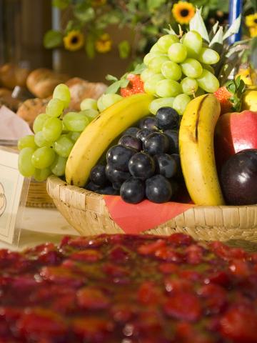 Obst und Kuchen Linderhof Erfurt