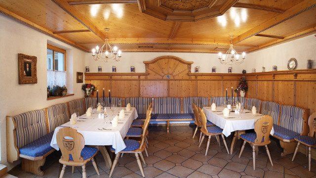 Bauernstube Linderhof Familienfeiern