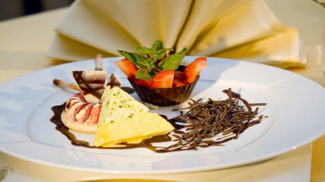 Dessert Linderhof Erfurt