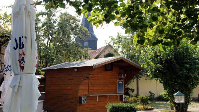 Tagung und Party im Grünen Linderhof Erfurt