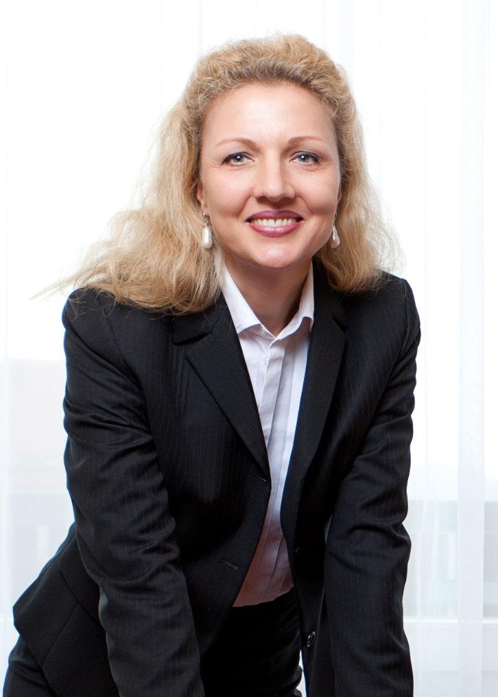 Gesa Rix, Geschäftsführerin