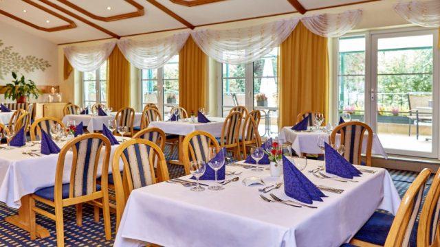 Restaurant mit Terrasse Erfurt
