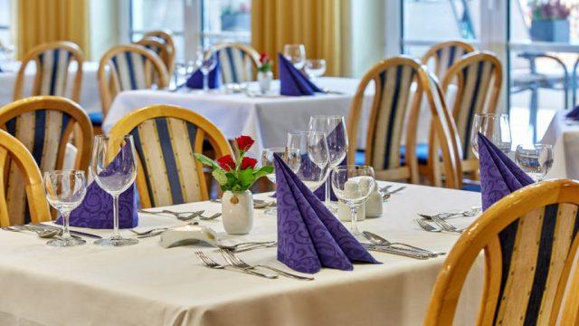 Restaurant regionale Küche Linderhof Erfurt