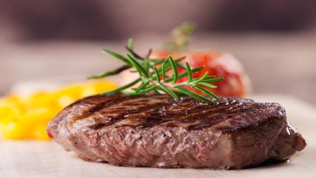 Angus Steaks im Linderhof