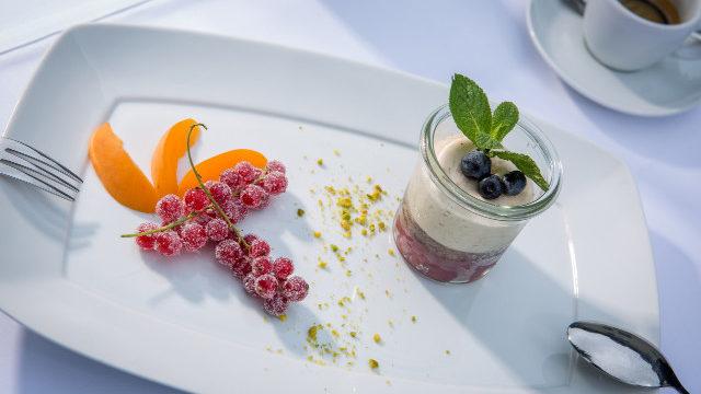 Dessert im LinderHof Erfurt