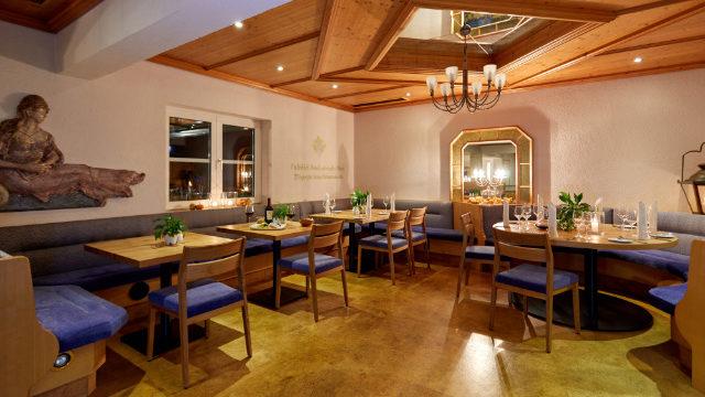 Restaurant Empore Linderhof